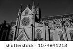 christian church in australia   Shutterstock . vector #1074641213