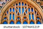 christian church in australia   Shutterstock . vector #1074641219