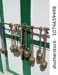 Small photo of Displayed Yak Bells