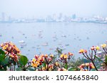 the most beautiful viewpoint...   Shutterstock . vector #1074665840