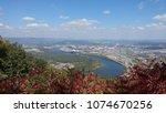 A spectacular view from Lookout Mountain in Chattanooga, Tennessee