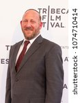 Small photo of New York, NY - April 22, 2018: Aaron Raksin attends premiere of To Dust during Tribeca Film Festival at SVA Theater