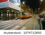 milan  italy   circa november ...   Shutterstock . vector #1074712850