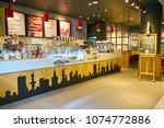 warsaw  poland   circa november ...   Shutterstock . vector #1074772886