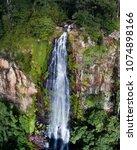 o reillys rainforest retreat... | Shutterstock . vector #1074898166