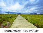footpath | Shutterstock . vector #107490239