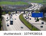 mollet del valles  catalonia  ...   Shutterstock . vector #1074928016