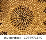 Weave Circles Pattern Texture ...