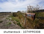 Postbox In The Outback Of...