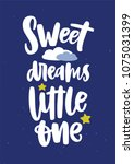 poster template for children's... | Shutterstock .eps vector #1075031399