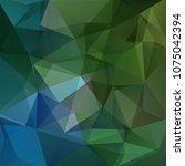 background of green  blue... | Shutterstock .eps vector #1075042394