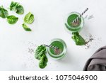 food and drink  dieting and... | Shutterstock . vector #1075046900