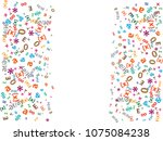 abstract background for... | Shutterstock .eps vector #1075084238