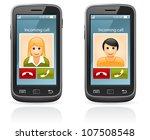 smart phone   Shutterstock .eps vector #107508548