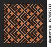 laser cutting interior panel.... | Shutterstock .eps vector #1075092818