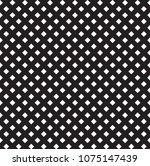 tileable artistic quadrangle... | Shutterstock .eps vector #1075147439