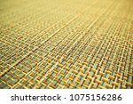 macro focus on object have the... | Shutterstock . vector #1075156286