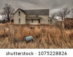 Abandoned Farmhouse In South...