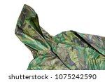 raincoat raincoat isolated on...   Shutterstock . vector #1075242590