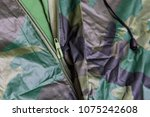 raincoat raincoat isolated on...   Shutterstock . vector #1075242608