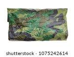 raincoat raincoat isolated on...   Shutterstock . vector #1075242614