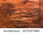 brown wood texture. wooden... | Shutterstock . vector #1075297883