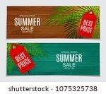 abstract vector illustration... | Shutterstock .eps vector #1075325738