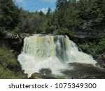 Blackwater Falls In West...