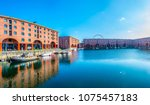 Albert Dock In Liverpool Durin...