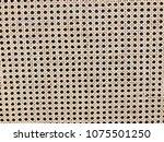 Wicker Wave Pattern Background