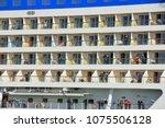 velsen  the netherlands  april... | Shutterstock . vector #1075506128