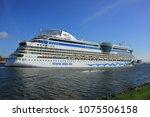 velsen  the netherlands  april... | Shutterstock . vector #1075506158
