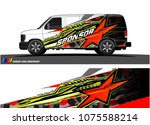 car graphic vector. abstract...   Shutterstock .eps vector #1075588214