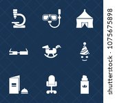 premium set with fill icons....   Shutterstock .eps vector #1075675898