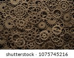 Brass Cog Wheels  Steampunk...