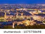 cathedral saint jean baptiste...   Shutterstock . vector #1075758698