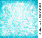 colorful geometric background... | Shutterstock .eps vector #1075886870