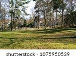 altenburg   germany  view over... | Shutterstock . vector #1075950539