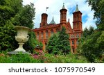 Smithsonian Castle  Washington...