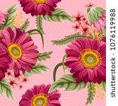 vector design of seamless... | Shutterstock .eps vector #1076119988