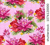 vector design of seamless... | Shutterstock .eps vector #1076120000