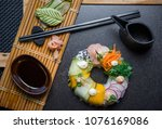 Vegetarian Sushi Donuts Set...