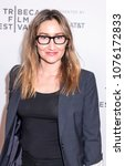 Small photo of New York, NY, USA - April 23, 2018: Theodora Dunlap attends the screeing of 'Oversharing' at Tribeca TV: Indie Pilots during the 2018 Tribeca Film Festival at Cinepolis Chelsea, Manhattan