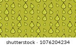repeating seamless pattern of... | Shutterstock .eps vector #1076204234