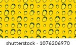 repeating seamless pattern of... | Shutterstock .eps vector #1076206970