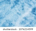 close up of the cracked ice on...   Shutterstock . vector #1076214599