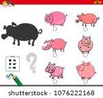 cartoon illustration of finding ...   Shutterstock .eps vector #1076222168