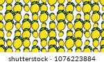 repeating seamless pattern of... | Shutterstock .eps vector #1076223884