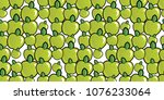 repeating seamless pattern of... | Shutterstock .eps vector #1076233064