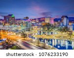 huntsville  alabama  usa park... | Shutterstock . vector #1076233190